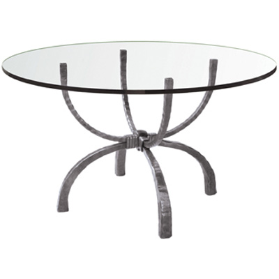 Charleston Forge Legacy 50 inch Round Dining Table