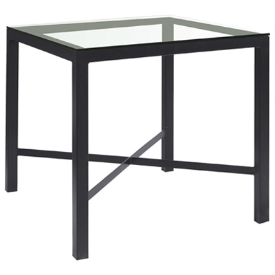 Charleston Forge Parson Square Pub Table Counter Height