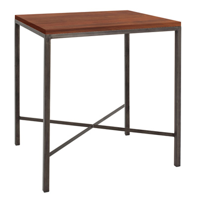 Charleston Forge Cube Pub Table Counter height