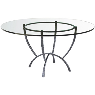 Hudson 60 Inch Round Dining Table