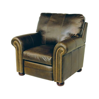 Classic Leather Easton Low Leg Recliner