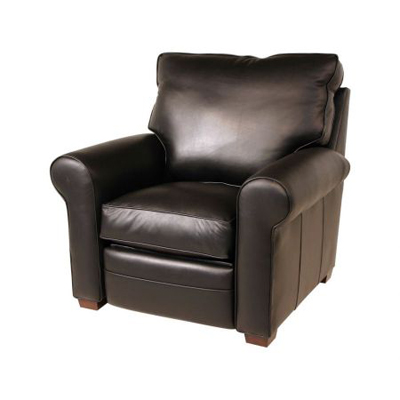 Classic Leather Morgan Low Leg Recliner
