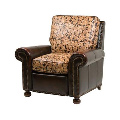 Classic Leather Aberdeen Low Leg Recliner