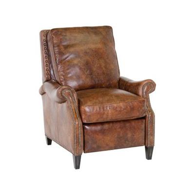 Classic Leather Presidio Low-Leg Recliner