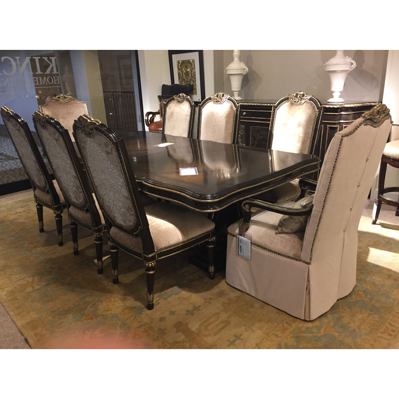Piazza San Marco Table Chairs And Buffet Psm21 1 Psm46 2 Psm45 1 Psm10 1 Marge Carson Sale