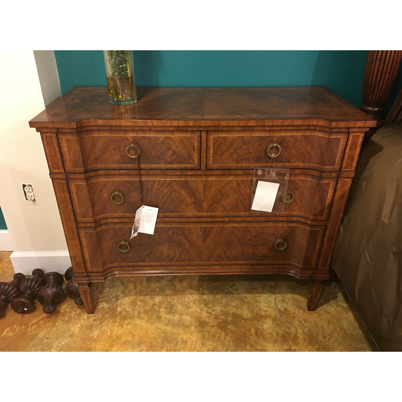 Regency Style Reverse Breakfront Chest Of Drawers Jonathan Charles
