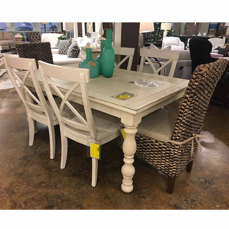 Aberdeen Rectangular Dining Table Riverside