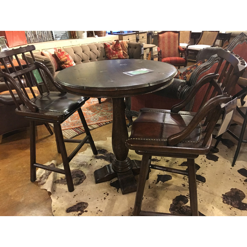 Outdoor Patio Furniture Hickory Nc: Table And Stools 493358, 493448 Jonathan Charles Sale