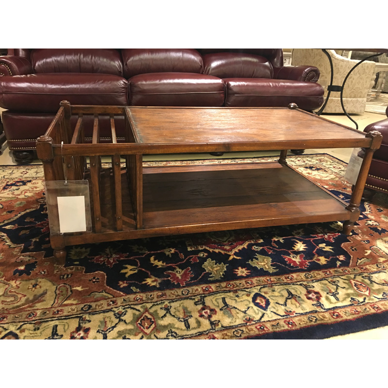 French Country Style Coffee Table 491012 Jonathan Charles Sale Hickory Park Furniture Galleries