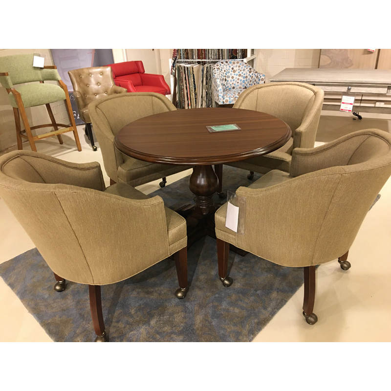 Outdoor Patio Furniture Hickory Nc: Table And Chairs 8042-DT, 6018-04 Fairfield Sale Hickory