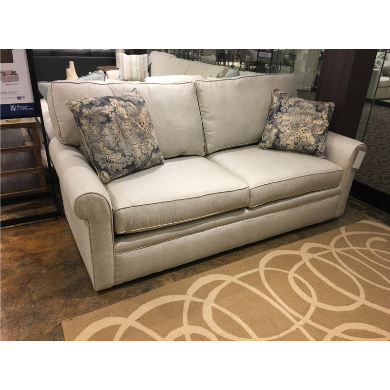 Sleeper Sofa K349Q Rowe Sale Hickory Park Furniture Galleries