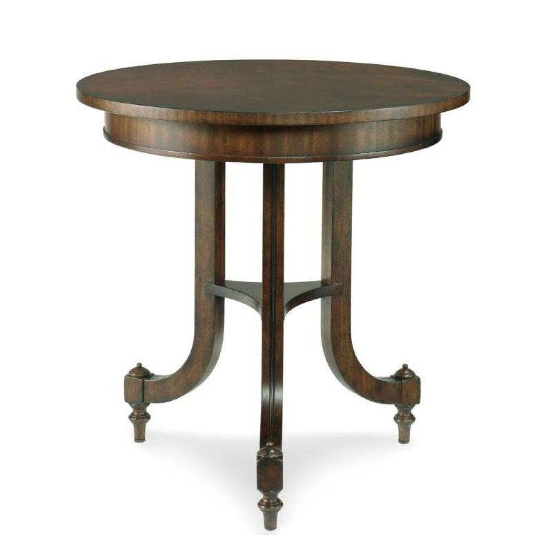 Swan Walk Lamp Table Century