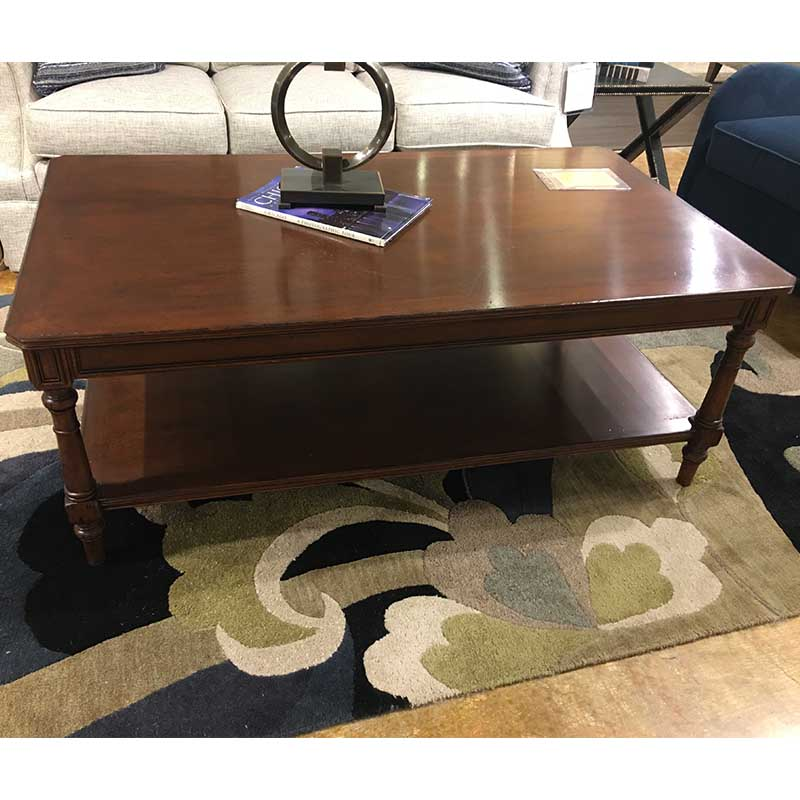 Country Farmhouse Victorian Style Walnut Coffee Table Jonathan Charles
