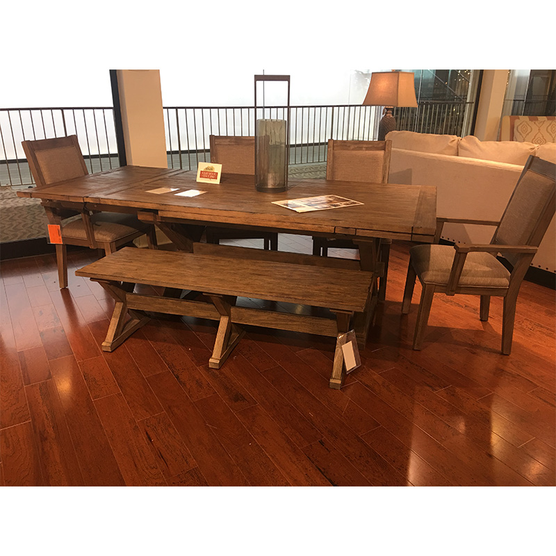 Foundry Dining Bench Kincaid