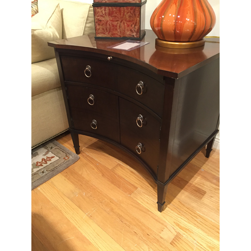 Lancaster Side Table Hickory Chair