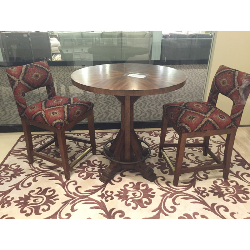 Outdoor Patio Furniture Hickory Nc: Bistro Table And Stools 8190-BT, 5035-C Fairfield Sale