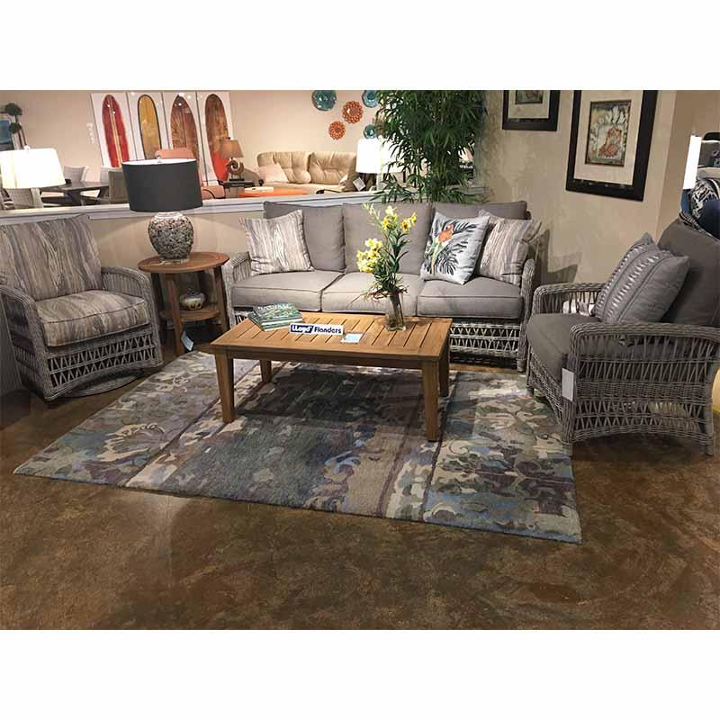 Mackinac Lounge Chair Lloyd Flanders