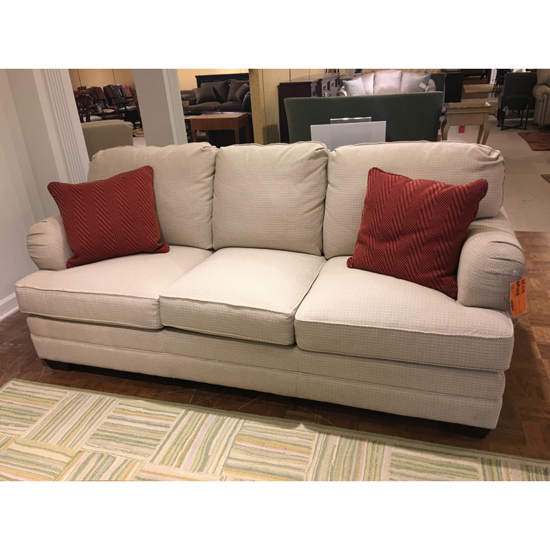 Sofa 7000-72T Bassett Sale Hickory Park Furniture Galleries