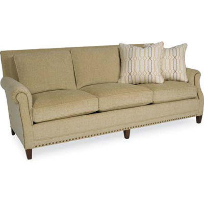 CR Laine 2320 Leighton Sofa Discount Furniture at Hickory