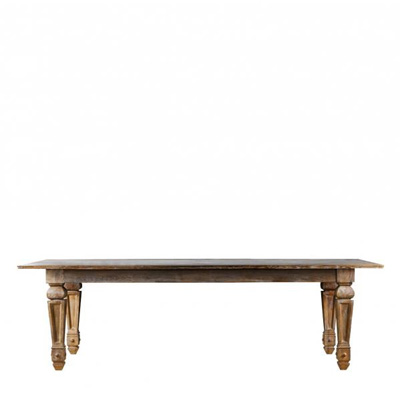 Curations Limited 8831 1003L Curations Dining Table 108