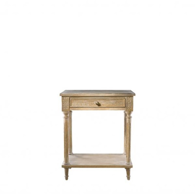 Curations Limited English Small Side Table