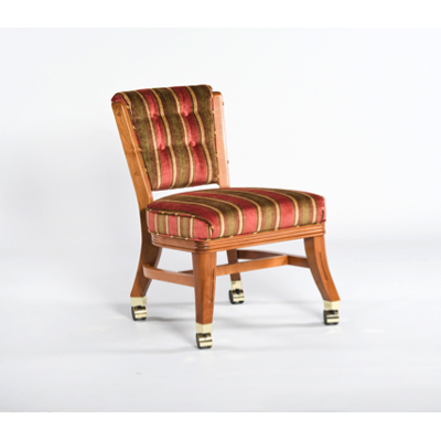 Darafeev 960 and 660 Club Chair Armless with casters