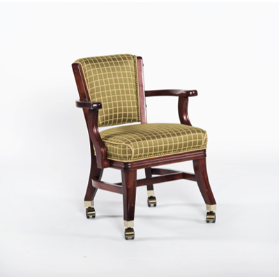Darafeev 960 and 660 Club Chair with casters