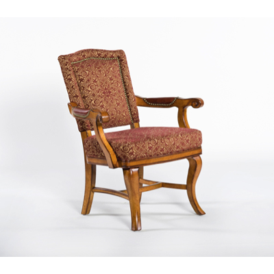Darafeev Marsala Club Chair