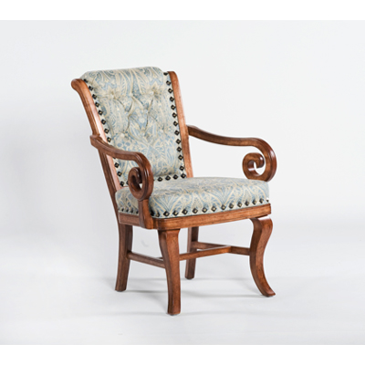 Darafeev Pizarro Club Dining Chair