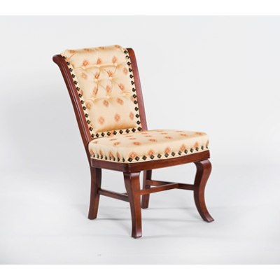 Darafeev Pizarro Club Dining Chair Armless