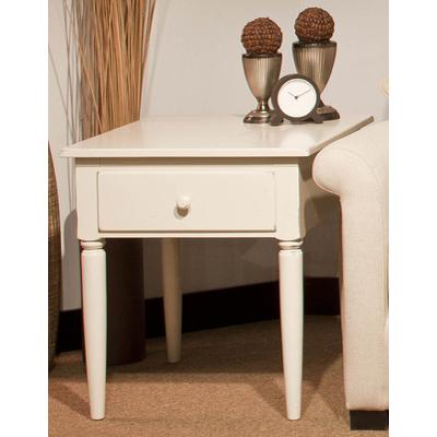 Durham Cottage Drawer Lamp Table