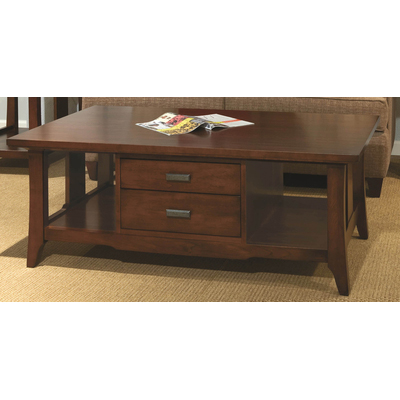 Durham Westwood Drawer Cocktail Table