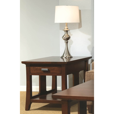 Durham Westwood Drawer End Table