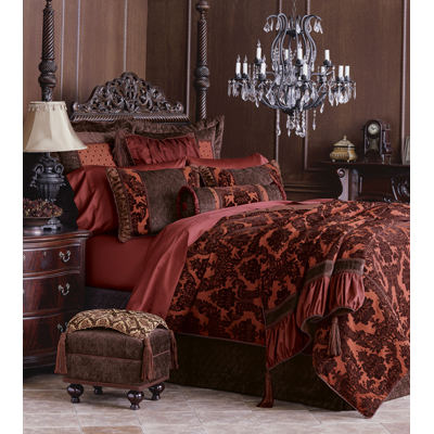 eastern accents bedding sets petra bedding set