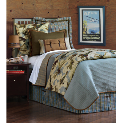 eastern accents bedding sets aviator bedding set