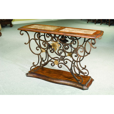 Eastern Legends Console Table