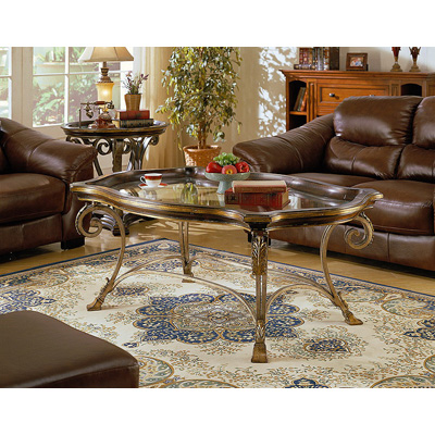 Eastern legends 14610 sorrento oval coffee table discount furniture at hickory park furniture for Eastern legends bedroom furniture