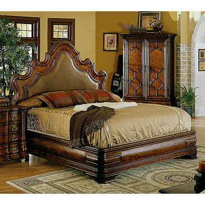 Eastern Legends 35010 Palladio California King Bed Discount Furniture At Hickory Park Furniture