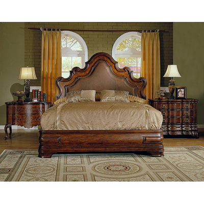 Eastern Legends 35110 Palladio Eastern King Bed Discount Furniture At Hickory Park Furniture