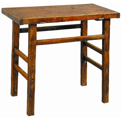 Furniture Classics Limited Simple Asian Side Table
