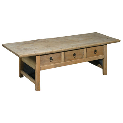 Furniture Classics Limited Antique Coffee Bench