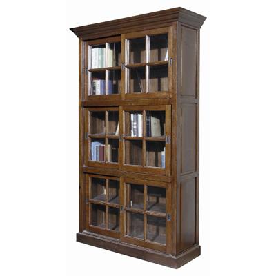 Furniture Classics Limited Single Sliding Door Bookcase