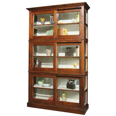 Furniture Classics Limited Cherry Manor Bookcase