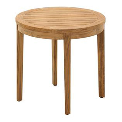 Gloster Round Lamp Table