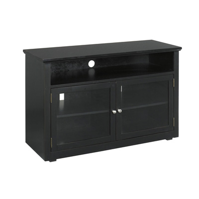 Hammary Entertainment Console Black