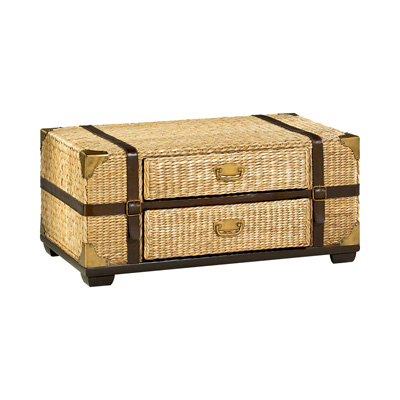 Hammary Trunk Cocktail Table