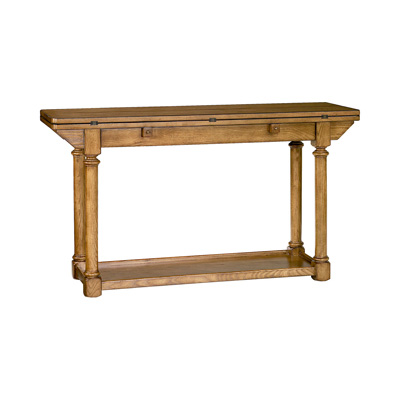 Hammary Flip top Console Table
