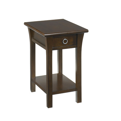 Hammary Chairside Table coffee