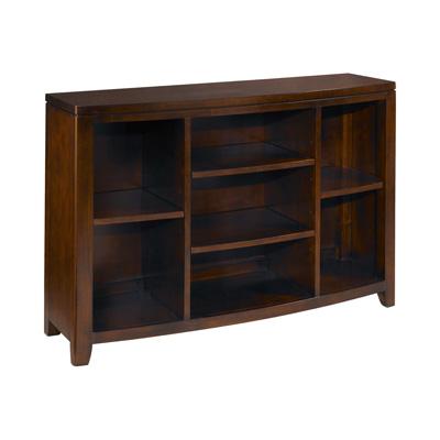 Hammary Bookcase Console