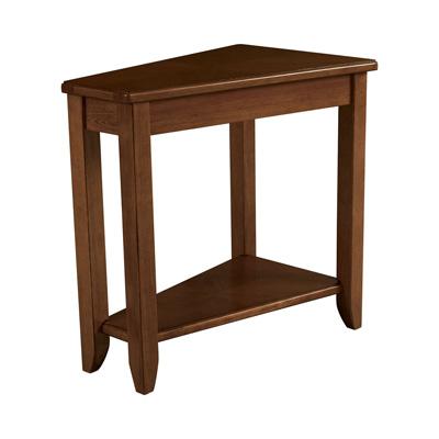 Hammary Chairside Table oak
